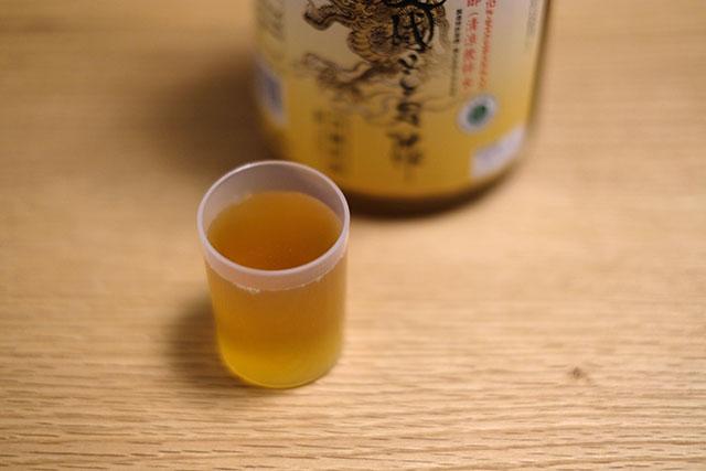 飲みやすいもろみ酢